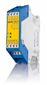 Safety relay, Emergency stop relay | Zander Aachen SR3D | 472270 | 472272