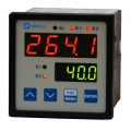 Simex, SRT-77, temperature meter / indicator / controller, Pt100/500/1000, 2 relay outputs, RS485
