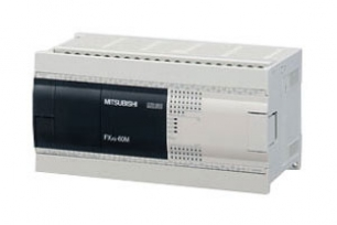 Mitsubishi FX3G-60MT-DSS, PLC, 36 IN, 24 OUT, Transistor, 24VDC