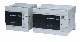 Mitsubishi FX3G-24MT-DSS, PLC, 14 IN, 10 OUT, Transistor, 24VDC